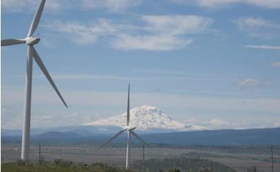 White Creek Wind Farm - Klickitate PUD